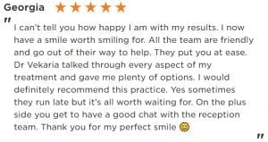 Review Georgia dental implant group
